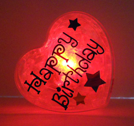 GlowHeart Birthday Gift For Men Women And Teenagers